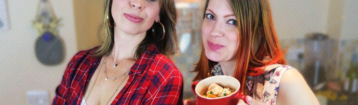 Seafood Chowder, um prato popular na Irlanda