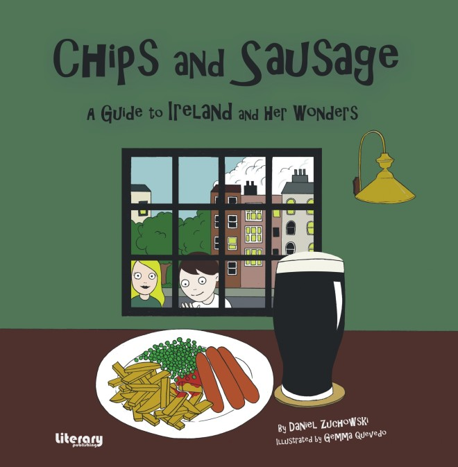 Chips and Sausage - cover - front