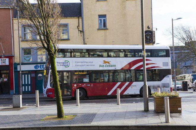 Galway Bus © Adrea_Dreamstime