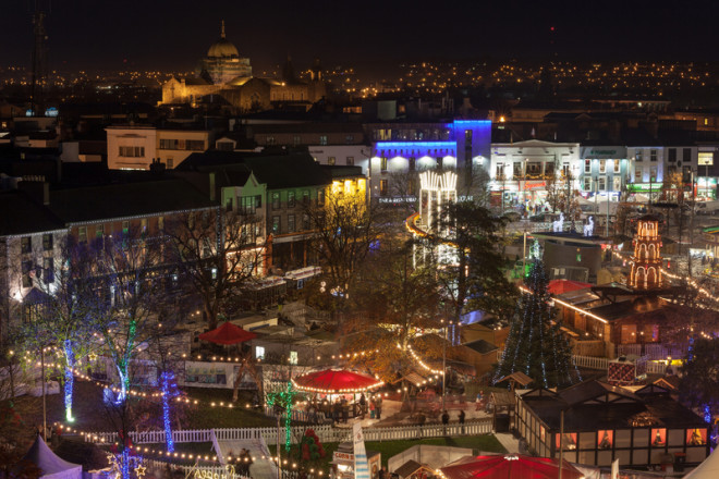 Galway Christmas Market_ © Rihardzz Dreamstime