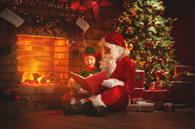Santa © Evgenyatamanenko Dreamstime