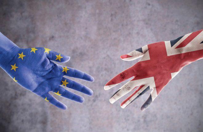 Reino Unido tem feito acordos para saída da União Europeia. Foto: The Journal