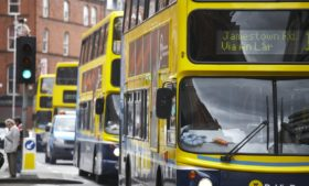 Dublin Bus terá rotas funcionando 24 horas