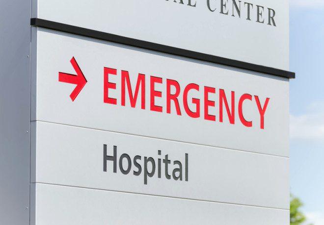 Atendimento emergencial fica mais caro para visitantes. Foto: Ponytail1414 | Dreamstime