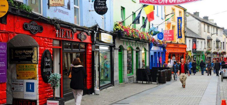 Quanto custa viver como um estudante em Galway?