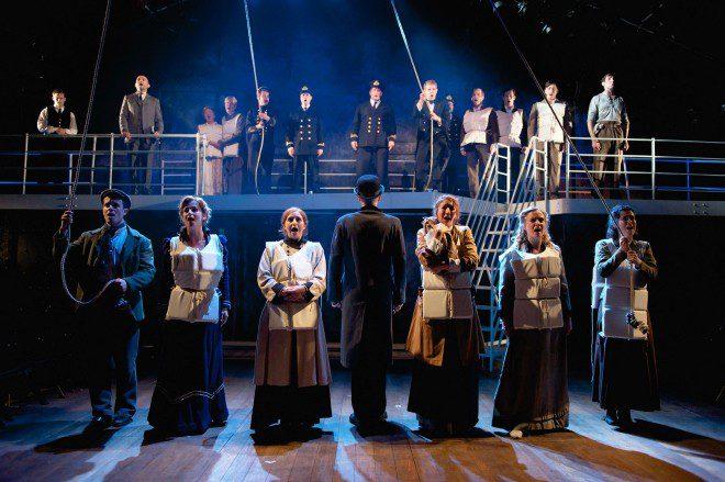 Titanic virou musical e figura entre as melhores atrações do ano em Dublin. Foto: Divulgação