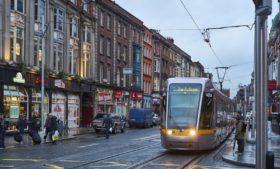 Luas lança campanha de segurança para evitar acidentes em Dublin