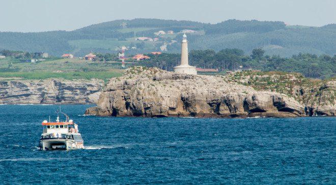 A cidade de Santander, na Espanha, será destino dos barcos que saem de Cork duas vezes por semana. Foto: Andrea La Corte