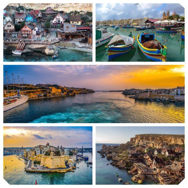 Que tal uma aventura em Malta? Foto: Pixabay
