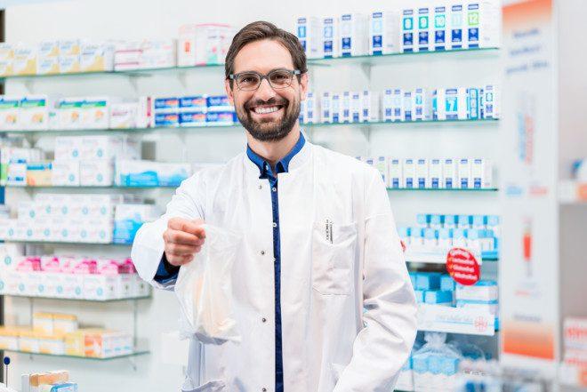 A Indústria farmacêutica tem grandes representantes multinacionais em Cork. Crédito: Arne9001 | Dreamstime