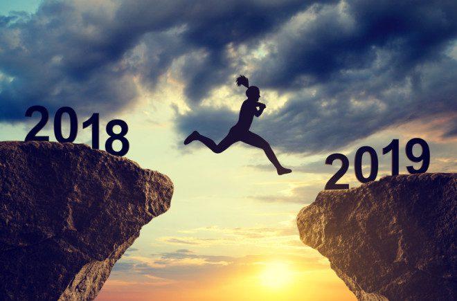 É hora de encarar o ano novo de frente! © Vaclav Volrab | Dreamstime.com