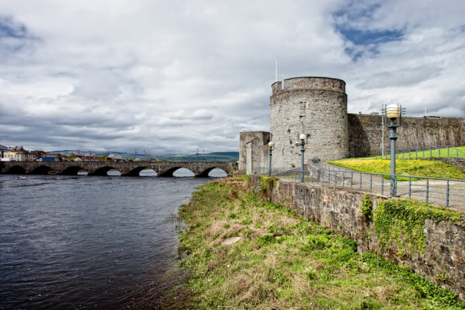 King John's Castle Foto: Pajda83 | Dreamstime