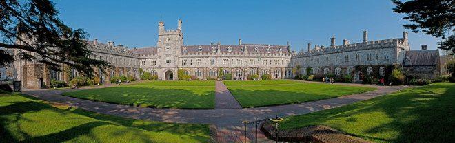 Universidade de Cork possui mais de 3 mil alunos estrangeiros. © Luis Alvarenga | Dreamstime