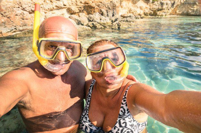 Malta oferece águas mornas e clima favorável. Crédito: Mirko Vitali | Dreamstime