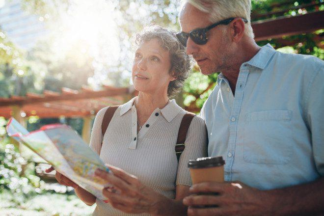 Viver no exterior é uma nova oportunidade para os aposentados, segundo ranking. Crédito: Ammentorp | Dreamstime