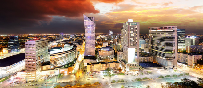 Polônia possui altos níveis de Educação. Crédito: Tomas1111 | Dreamstime