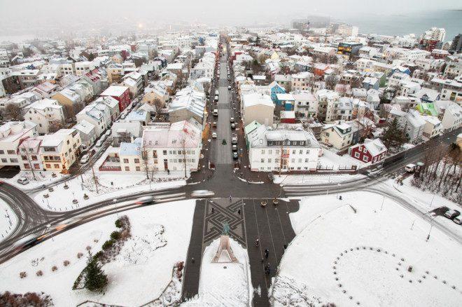A gelada capital da Islândia tem muito o que oferecer aos visitantes. Foto: Eugene Kalenkovich | Dreamstime
