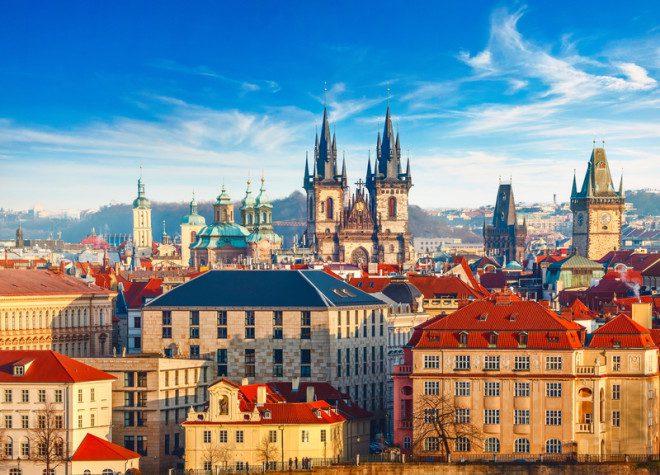 República Tcheca é um dos melhores países europeus para expatriados. Foto: Olga Lupol | Dreamstime.com