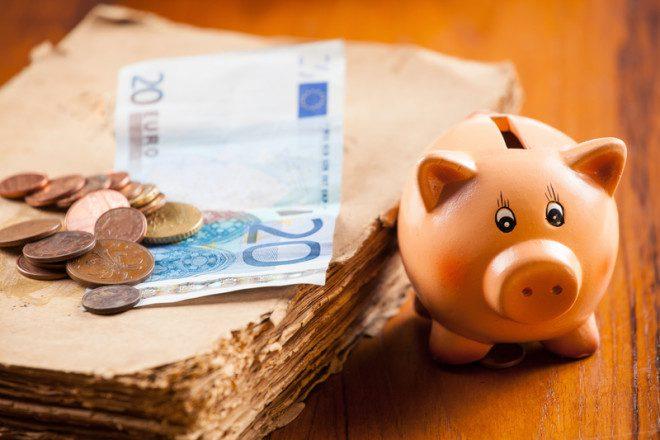 Sem prudência, o valioso euro pode sumir de suas mãos de uma hora para outra. Foto: Tomnex/Dreamstime