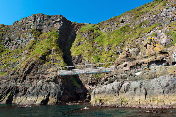 The Gobbins, Whitehead, Island Magee
