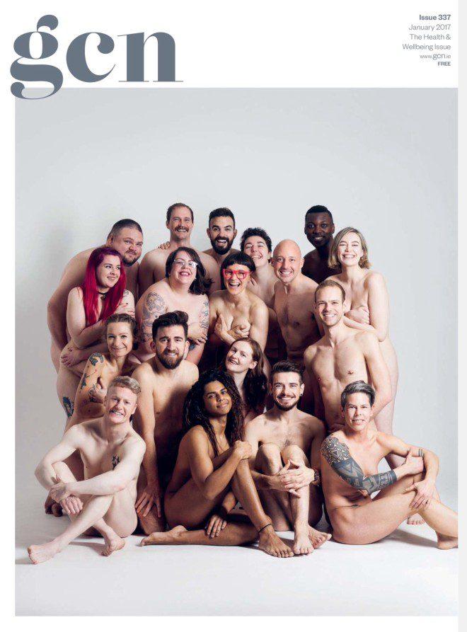 Capa da revista GCN edição janeiro de 2017