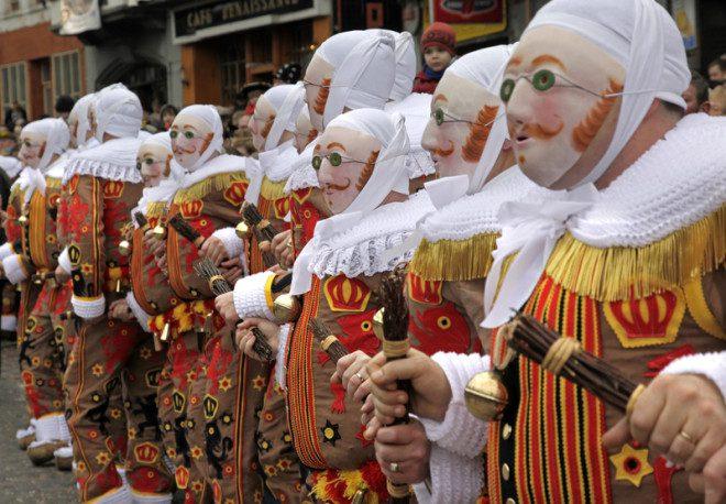 Shrove Day, Pancake Day e Fat Tuesday também são nomes que remetem ao Carnaval. © Jean-jacques Serol | Dreamstime.com