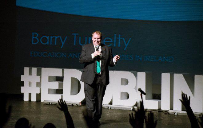 Barry Tumelty, cônsul geral da Irlanda. Foto: Aurea Fotografia