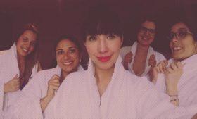 Despedida de solteira num spa na Bélgica – Hevialand#24