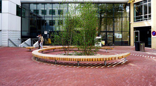 Universidade de Amsterdam é uma das opções de estudo em diversas áreas. Foto: Eq Roy/Dreamstime
