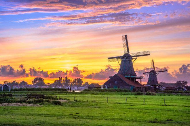 Holanda é conhecida por ter universidades de nível de excelência internacional. Foto: Georgios Tsichlis/Dreamstime