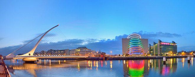 Dublin é uma cidade jovem e oferece muitas atrações. Crédito: mady70/depositphotos