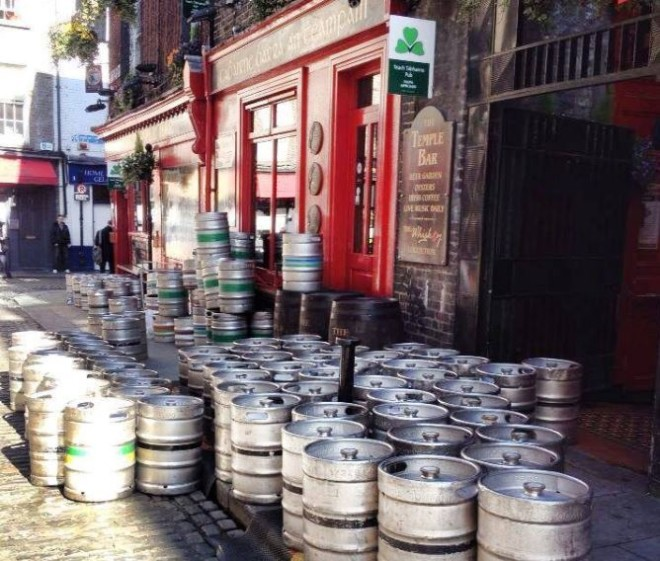 Temple Bar. Foto: Obvious