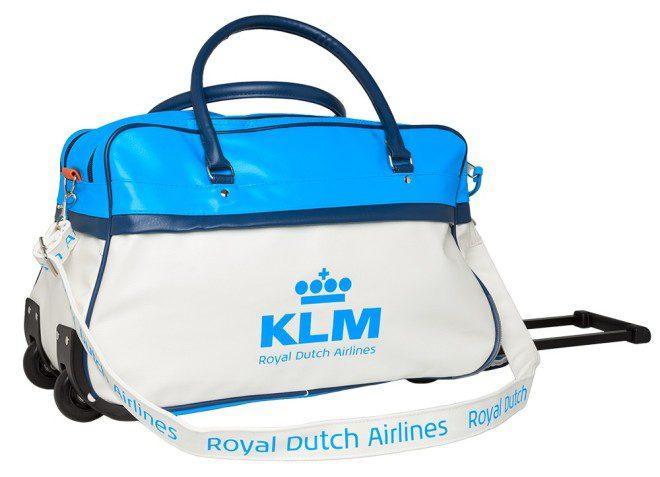 Quer ganhar uma mala personalizada KLM? Confira o regulamento!