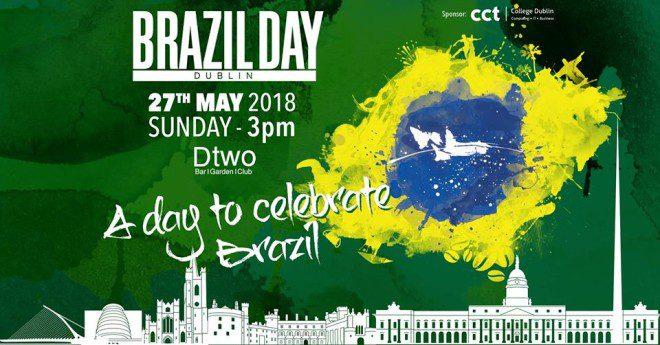 Evento traz um pouco da cultura brasileira para Dublin. Foto: Real Events