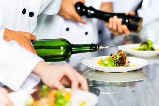 Visto de trabalho para chefs: rRestaurantes étnicos já podem contratar chefs não europeus. Foto: Arne9001/Dreamstime