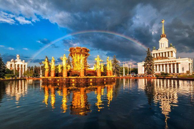 Até mesmo a capital Moscou, por mais cosmopolita que seja, tem relatos de violência contra homossexuais. Foto: Xantana/Dreamstime