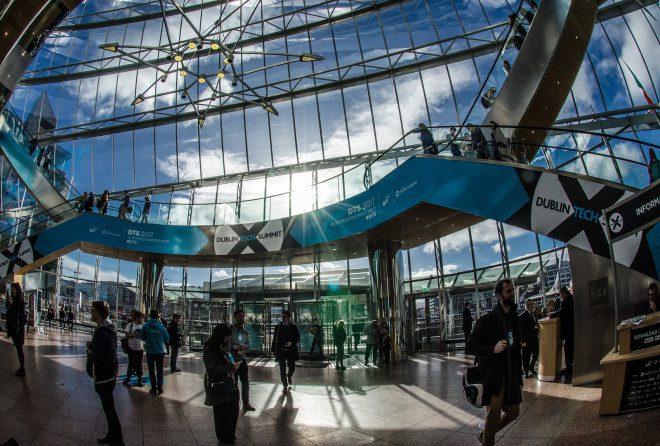 Foto: Dublin Tech Summit