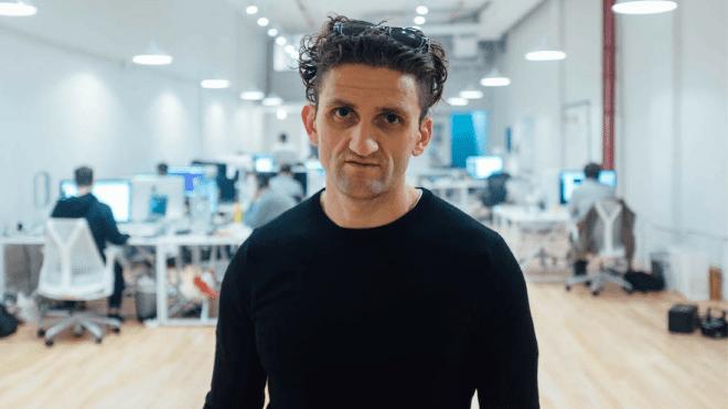 Casey Neistat também participa da edição 2018. Foto: Dublin Tech Summit