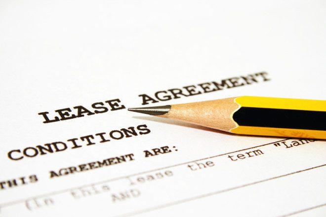Contrato de locação vai garantir seus direitos. Foto: Alexskopje | Dreamstime