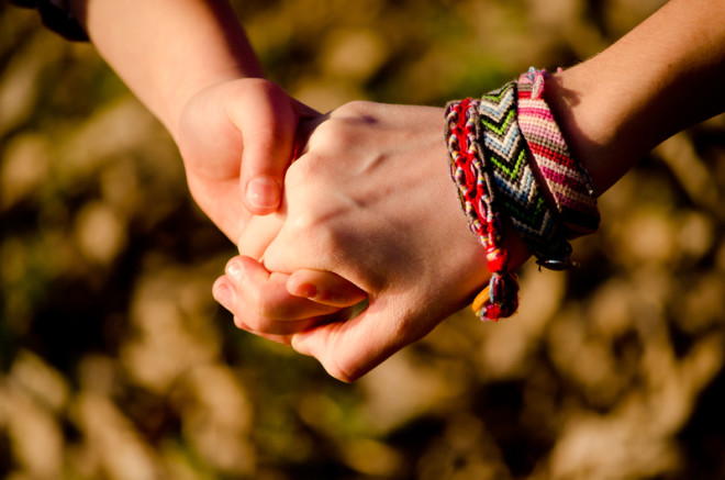 São muitas as oportunidades de amadurecimento que os relacionamentos nos da. © Lavigna | Dreamstime.com