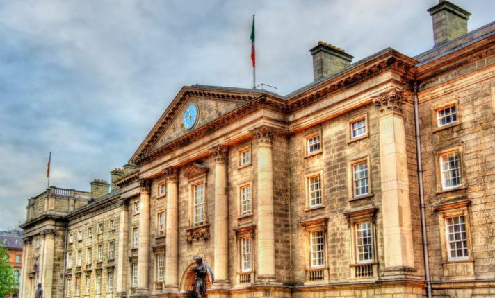 7 locais secretos dentro da Trinity College Dublin