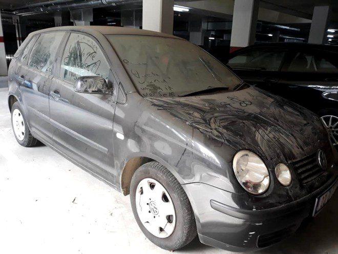 Da próxima vez que você ver um carro abandonado, lembre-de, pode ser golpe, Foto: Ávany França
