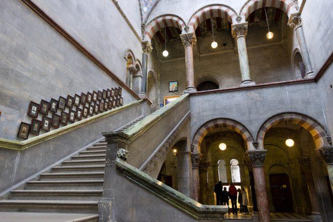 Museum Building. Foto: Depositphotos