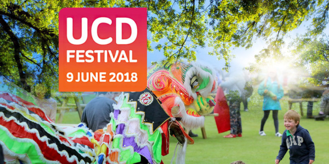 Universidade realiza festival de artes. Foto: UCD