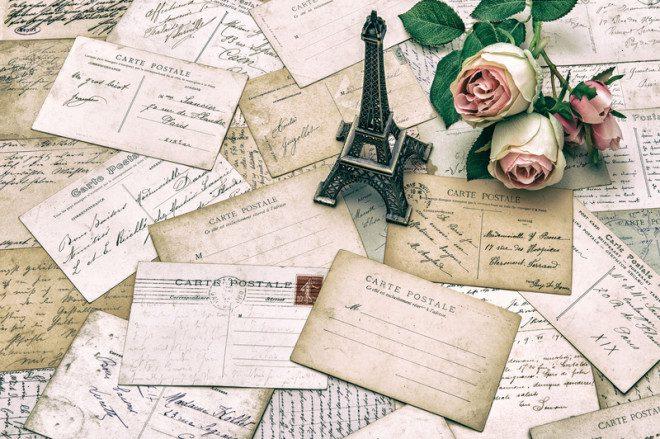 A troca de cartões pode ser uma boa forma de praticar o inglês. © Liligraphie | Dreamstime.com