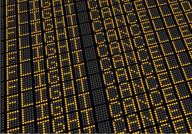 Previna-se contra voos cancelados. Foto: Felix Pergande | Dreamstime