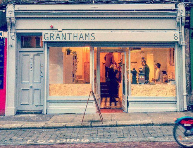 Granthans é outra opção para se saborear um bom café e relaxar em Dublin. Foto: Granthans