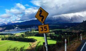 Mochilão pela Nova Zelândia