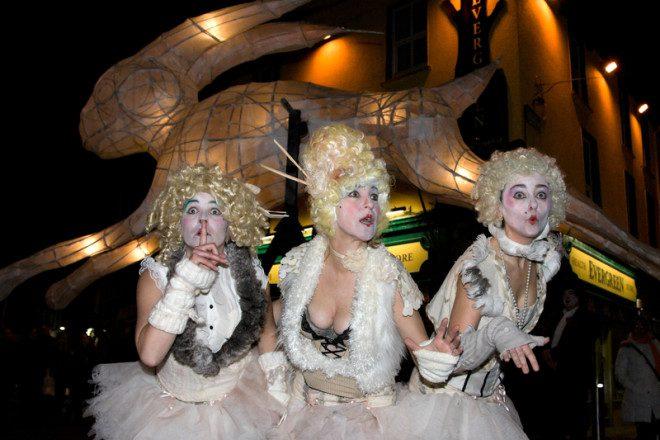 Grupos de teatro na Irlanda, inclui workshops e vivências em Galway. Foto: Rihardzz/Dreamstime