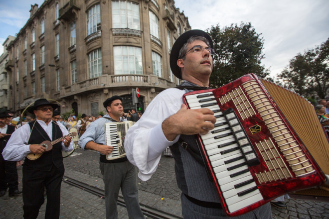 Festa de São João de Porto é uma das mais populares da Europa. Foto: Dimaberkut/Dreamstime